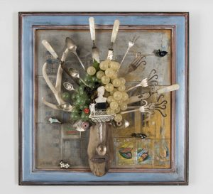 Mixed-Media Assemblage Sculptures for Sale